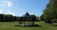 The Bandstand in Bedale Park