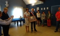 Twinning Association visiting Azay-sur-Cher in France